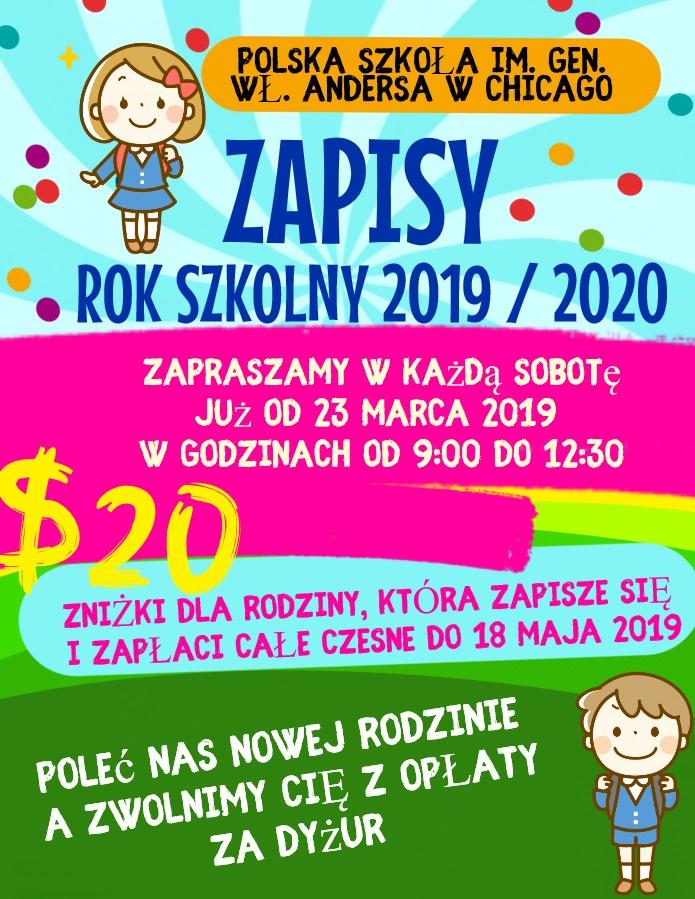 Aktualności Polska Szkoła Im Gen Władysława Andersa W